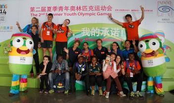 Seminarul Tinerilor Ambasadori Olimpici 25-28 martie 2014 – Nanjing, China