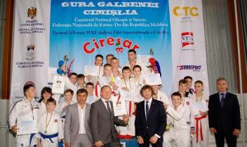 1 iunie – Sărbătoarea sportului în Gura Galbenei, Cimișlia