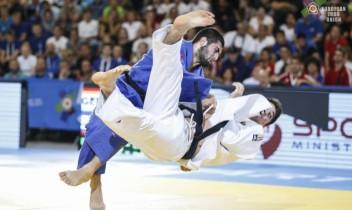 Evoluare stralucita la Campionatul European de Judo U 21