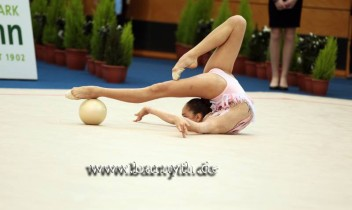 Nicoleta Dulgheru excepțională la Grand Prix Innsbruck
