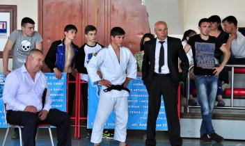 Concurs de selecție la judo