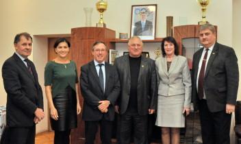 Conducerea Asociației Europene de Atletism în Moldova