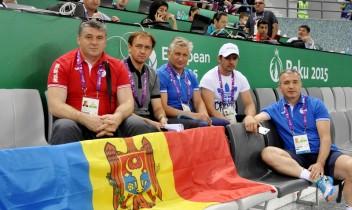 Victor Ciobanu la un pas de podiumul Jocurilor Europene de la Baku