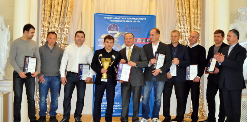 Mihail Sava visează să obțină calificarea olimpică pentru Rio 2016