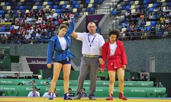 Presedintele CNOS decoreaza campionii la sambo. Moldova nu si-a regasit un loc pe podium