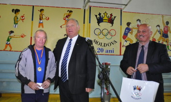 Vasile Bocan. 40 de ani în sportul școlar!