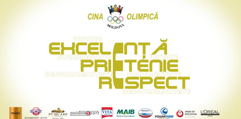 CINA OLIMPICĂ 2015