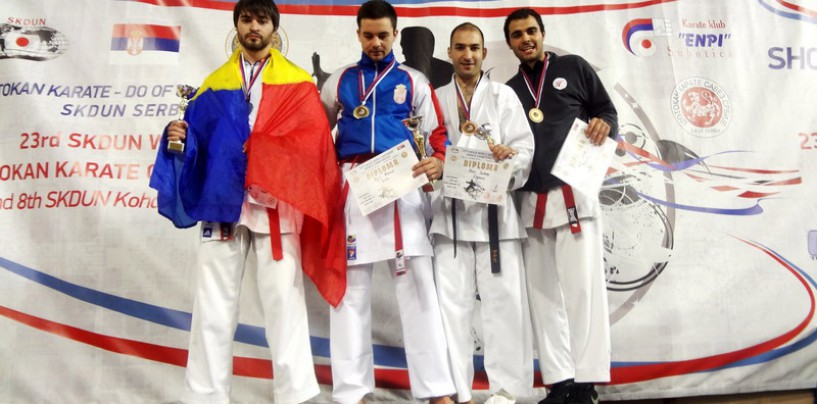 Moldova are un nou campion mondial