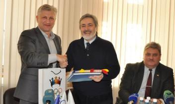 CNO, întrevedere pentru modernizarea Stadionului Dinamo