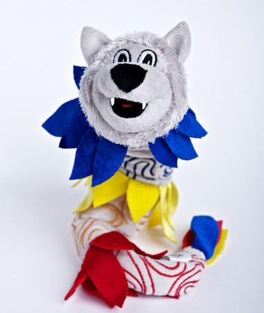 DRĂGUȘOR - mascota Echipei Olimpice a Republicii Moldova