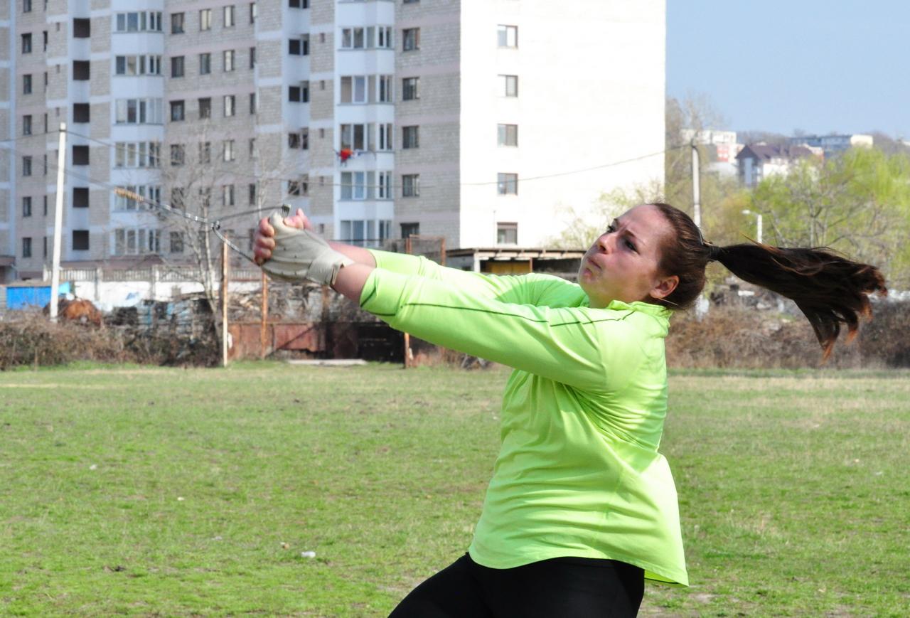 Zalina Marghiev, participantă la Jocurile Olimpice Rio 2016