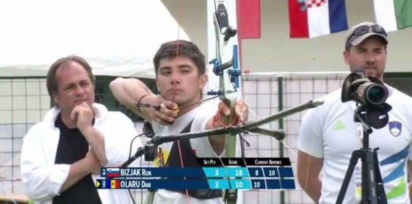 Dan Olaru – Medalie de aur în ajunul participării la Campionatul European 2016