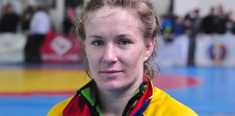 Mariana Eşanu-Cherdivară, prima sportivă călărăşeană, calificată la Rio2016