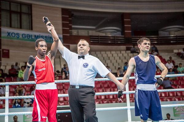 În capitala azeră mai rămîn doi boxeri, pretendenţi la calificare olimpică