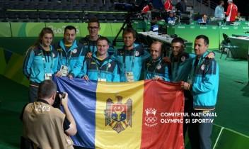 Ruslan Berzoi: mișcarea olimpică presupune  o bună  cunoaștere a legislației sportive  internaționale