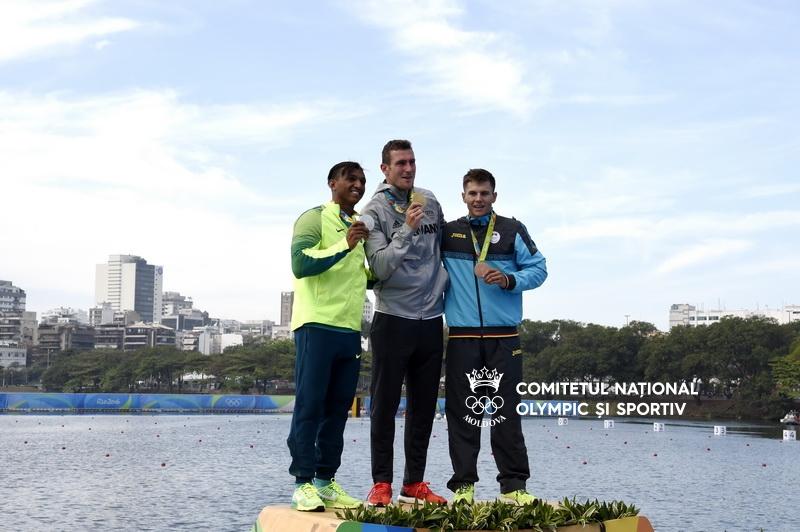 Serghei Tarnovschi cucerește prima Medalie Olimpică la Rio 2016