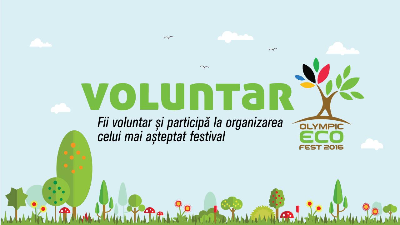 Fii voluntar și participă la organizarea celui mai așteptat festival ecologic!