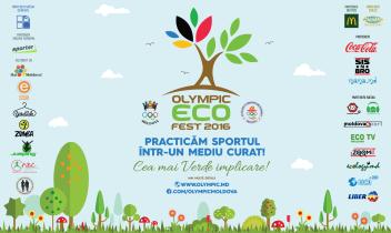 Comunicat de presă: OLYMPIC ECO FEST 2016 – Cea mai verde implicare!