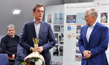 OLEG MOLDOVAN: mă bucur pentru susținerea deplină din partea CNOS
