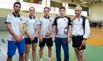 Moldova a debutat la mondialele de Badminton