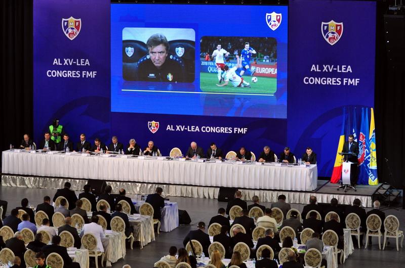 Pavel Cebanu, reales în funcția de preşedinte al FMF