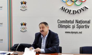Iacob Buhnă a fost reales în funcția de președinte