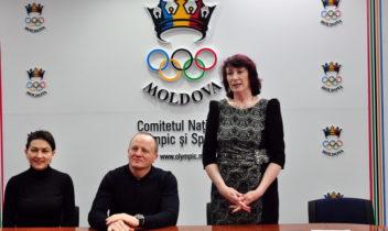 Larisa Popova, promotoare a sportului și modului sănătos de viață