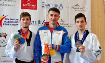Vladislav Mazur: avem primele puncte în clasamentul olimpic!