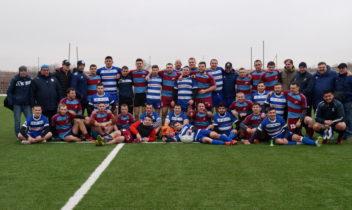 Primăvara vine cu meciurile de rugby