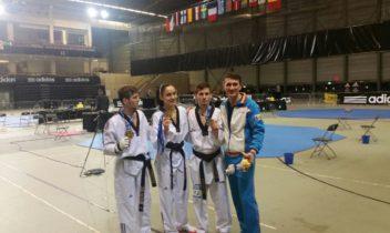 Discipolii antrenorului Mazur acumulează puncte pentru clasamentul olimpic WTF
