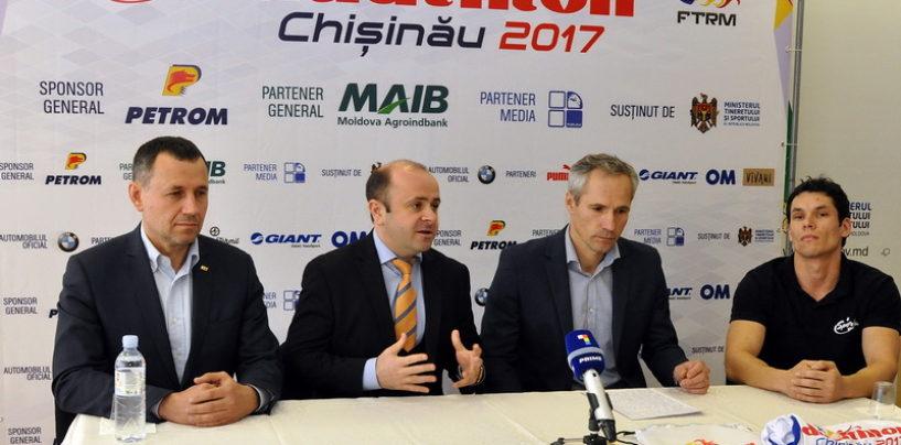Premieră olimpică la Chișinău