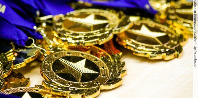 O salbă de medalii la europenele de sambo de la Praga