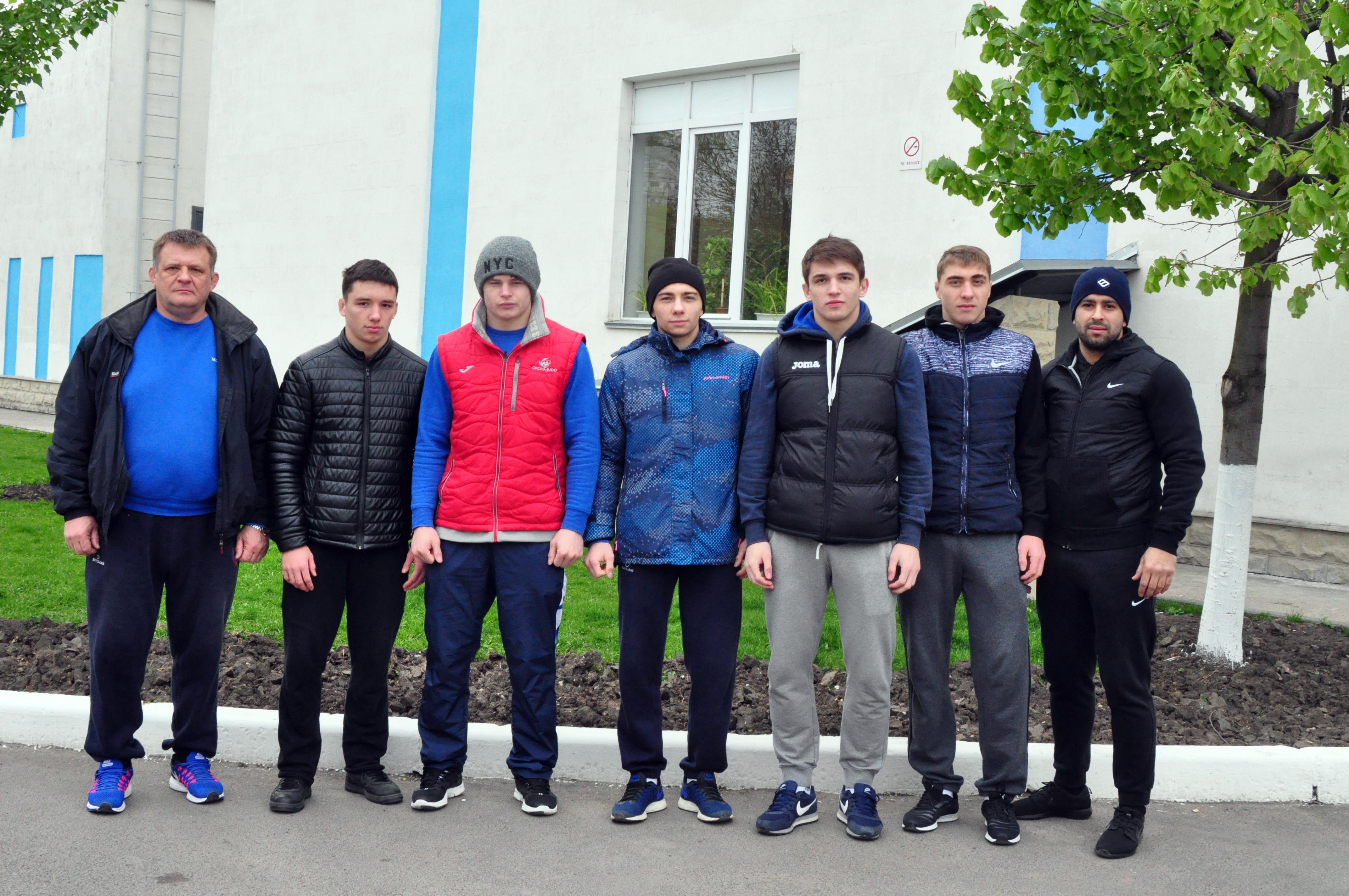 Judokanii moldoveni au plecat la Europenele 2017