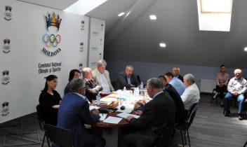 Executivul CNOS pledează pentru soluționarea conflictului cu Federația de Taekwondo WTF