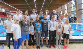 Завершился Международный Открытый Чемпионат Румынии по плаванию, который проводился в Бухаресте 24-28 мая 2017 года