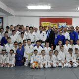 Fondatorii judoului în vizită la Hîncești