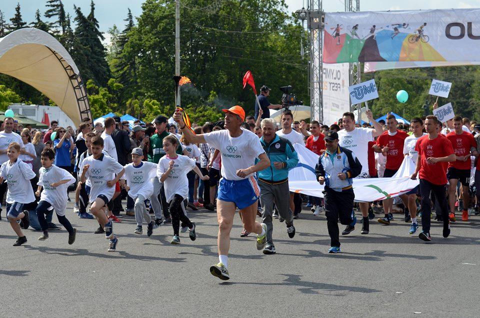 Comunicat de presă | 23 iunie – Ziua Olimpică