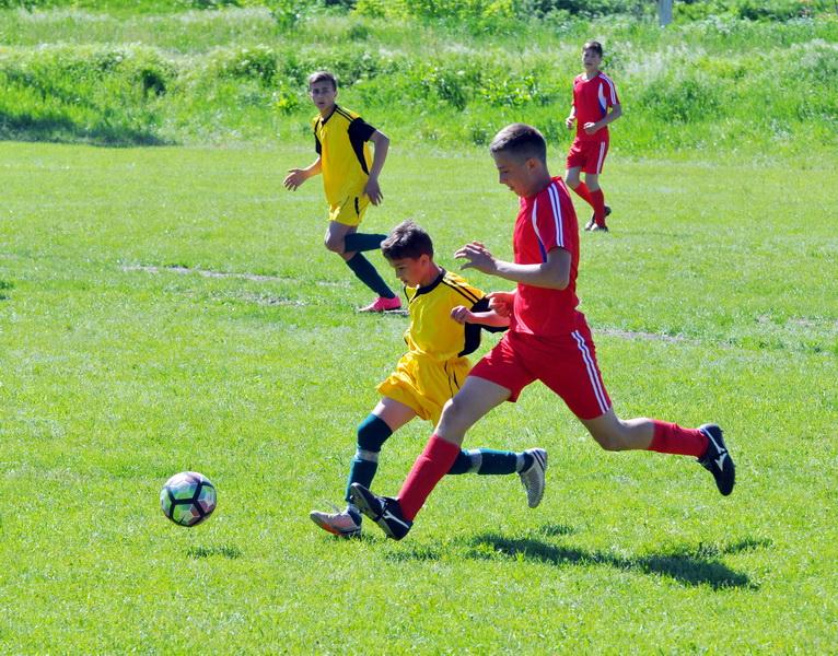 Sport pentru copii în inima Codrilor