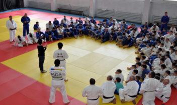 Ritmuri japoneze pe arenele sportive din Chișinău