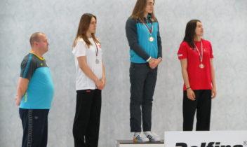 Trei medalii la jocurile balcanice de nanație