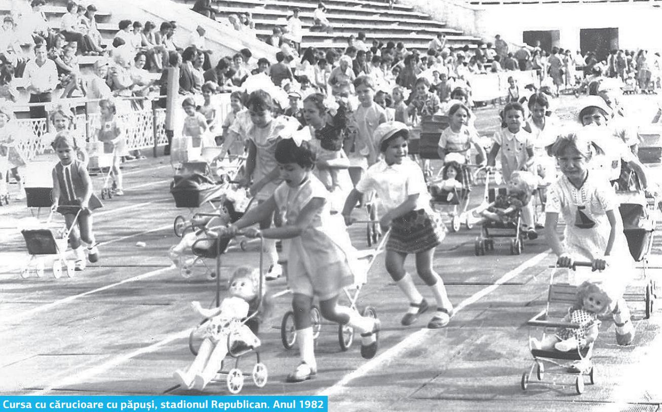 Olympic Fest este o sărbătoare sportivă pentru toată familia!