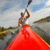 Dublul Oleg Nuta si Ilie Sprincean au cucerit 2 medalii la Campionatul European canoe sprint