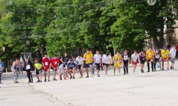 Olympic Day în municipiul Bălți