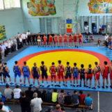 Stăuceni, locul de confruntare sportivă a echipelor din trei țări