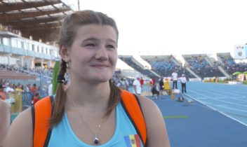Alexandra Emilianov a devenit din nou campioană europeană