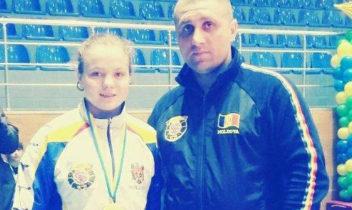 Mariana Drăguțan a câștigat bronzul la Europenele de lupte printre cadeți