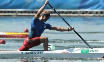 Oleg Tarnovschi va concura în finala la 500 m la Europenele din Bulgaria