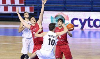 Naționala de baschet Under 18 va juca în semifinale cu Norvegia