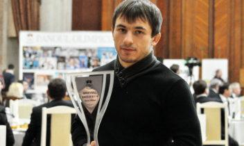 Mihail Sava a urcat pe podium la Poland Open