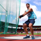 Serghei Marghiev s-a calificat în finală cu cel mai bun rezultat